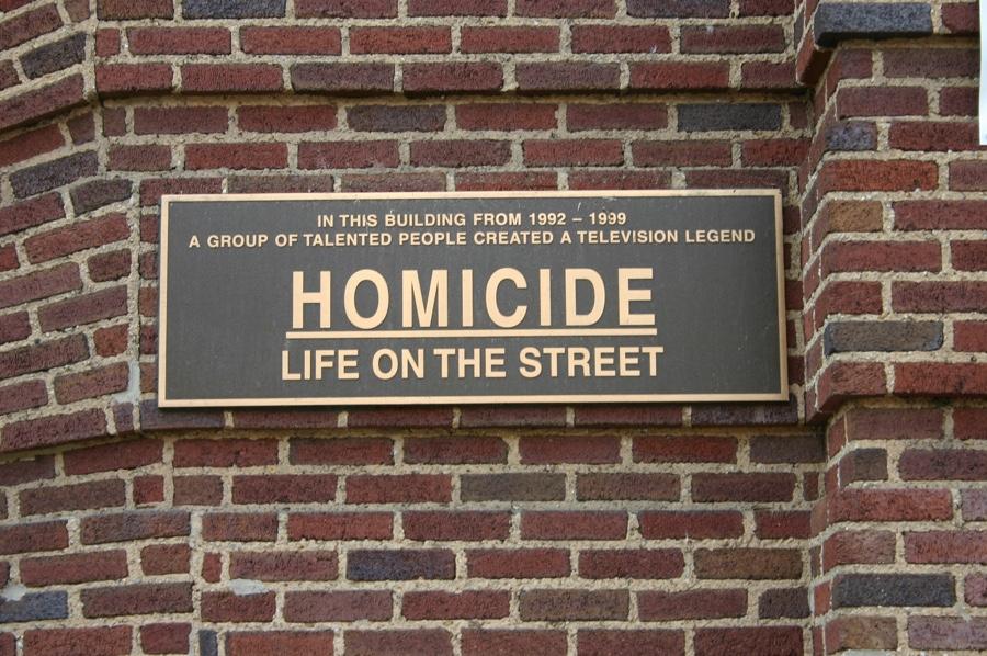 homicide TV show