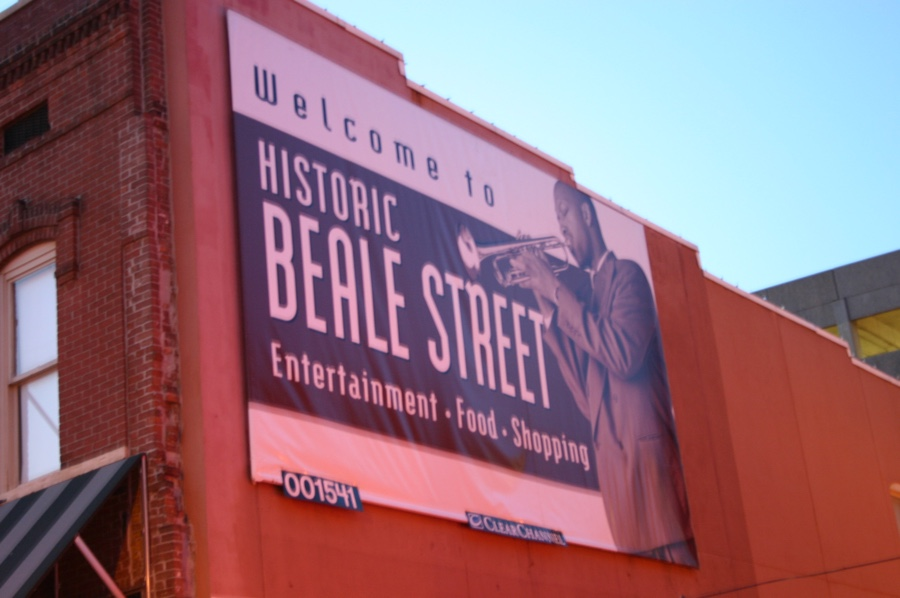 Memphis Beale Street
