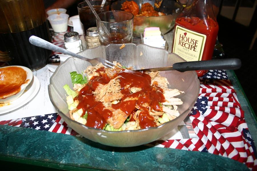 Marlowe's Memphis salad