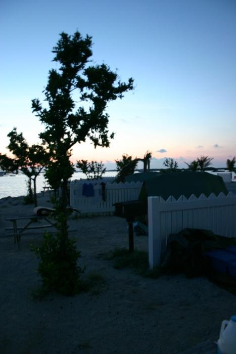 Lever de soleil Key West