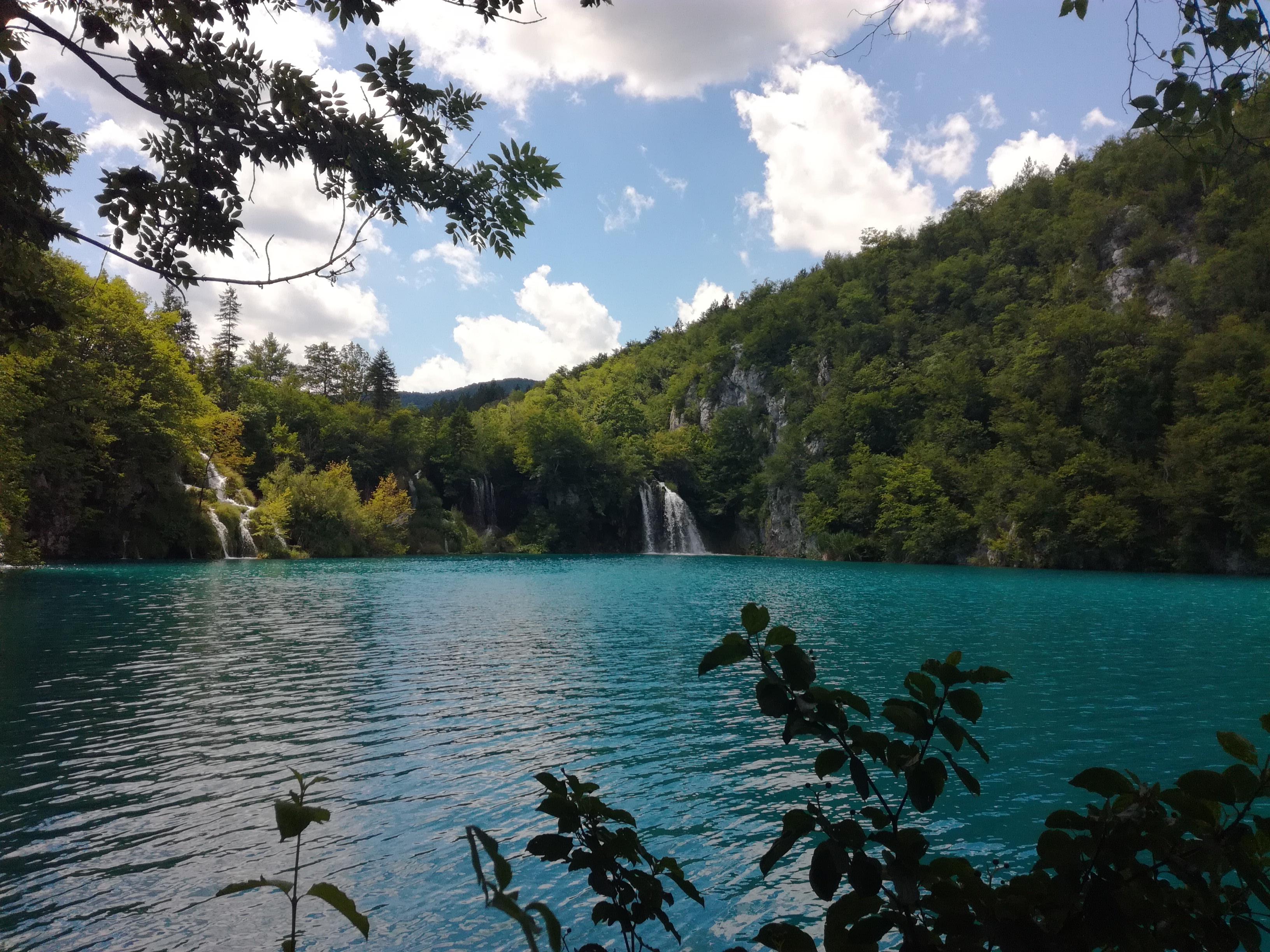 Lacs du parc national de Plitvice